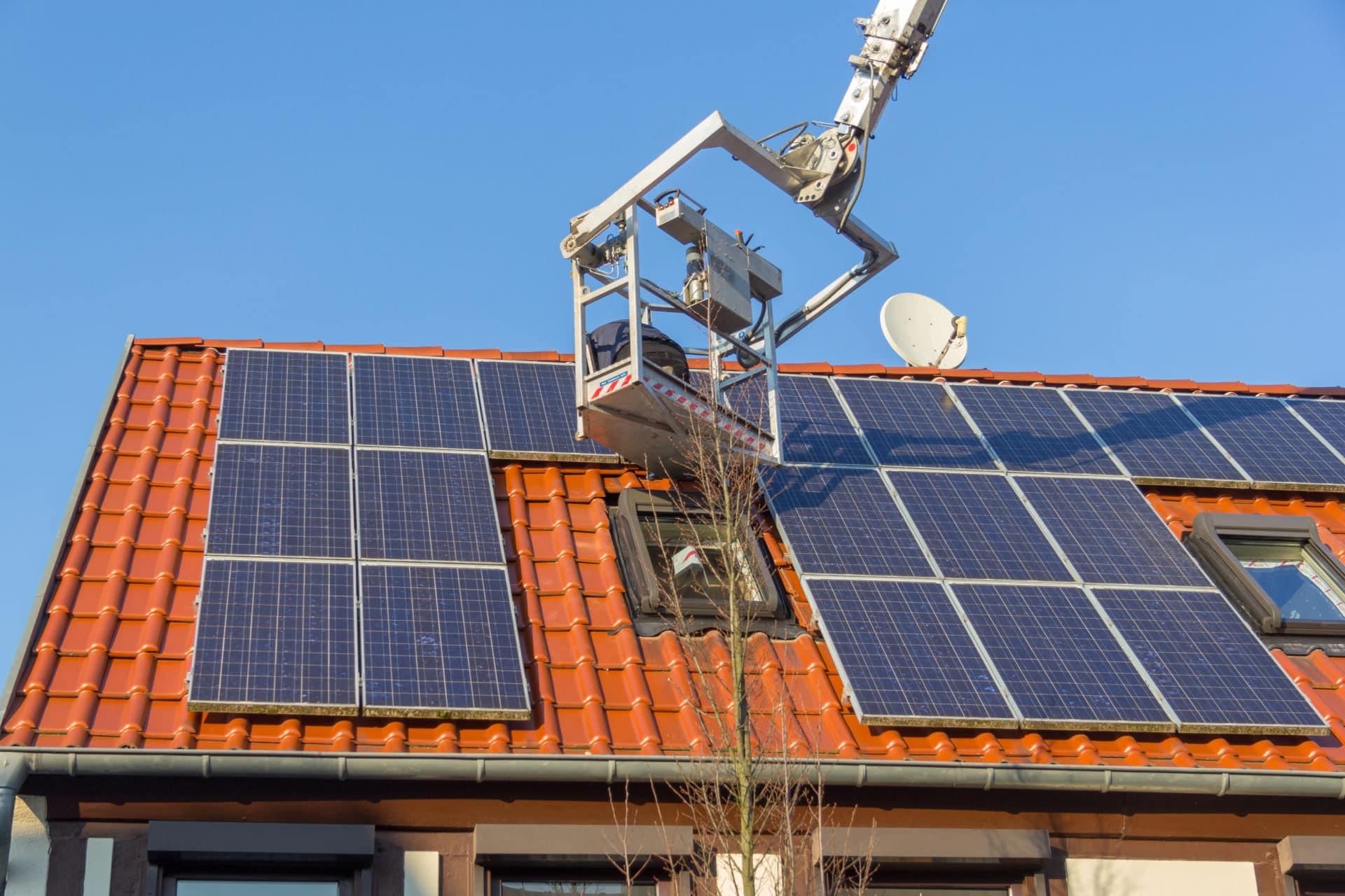 photovoltaik kran