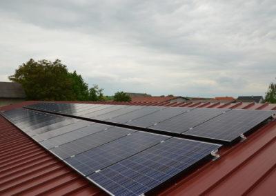 Photovoltaik auf landwirschaftlichem Betrieb | Noortec GmbH