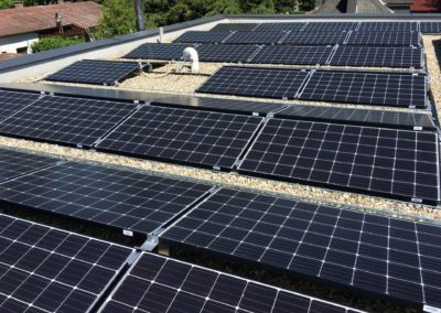 Ostwest Ausrichtung von Photovoltaik | Noortec GmbH