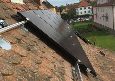 Photovoltaik Schindeldach-Unterkonstruktion | Noortec GmbH