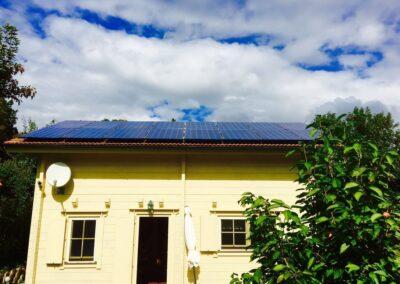Photovoltaik auf Schrägdächern | Noortec GmbH