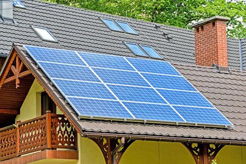 solar energy optimized
